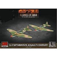 Vorbestellung - BF/FoW4: Soviet LW IL-2 Shturmovik Assault Company