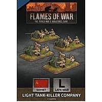 Vorbestellung - BF/FoW4: Soviet LW Light Tank-Killer Company