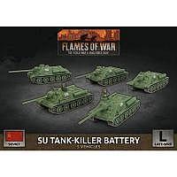Vorbestellung - BF/FoW4: Soviet LW SU Tank-Killer Battery