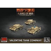 Vorbestellung - BF/FoW4: Soviet LW Valentine Tank Company