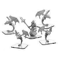 Vorbestellung - PP/MP: Stalkers and Draken Mystic Draken Armada Unit (metal)