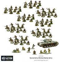 Vorbestellung - WG/BA: Soviet Army (Winter) starter army