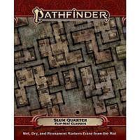 Vorbestellung - P2/RPG: Flip-Mat Classics: Slum Quarter