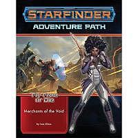 Vorbestellung - SF/RPG: Adventure Path: Merchants of the Void (Fly Free or Die 2 of 6)