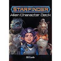 Vorbestellung - SF/RPG: Alien Character Deck