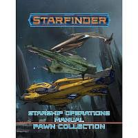 Vorbestellung - SF/RPG: Pawns: Starship Operations Manual Pawn Collection