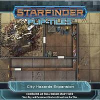Vorbestellung - SF/RPG: Flip-Tiles: City Hazards Expansion