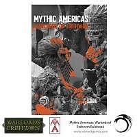 Vorbestellung - WG/WE: Mythic Americas Warlords of Erehwon Rulebook