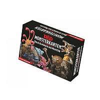 Vorbestellung - D&D/RPG: Monsterkarten - Volos Almanach der Monster