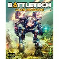 Vorbestellung - CAT/BT: Battletech Clan Invasion Box