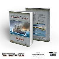 Vorbestellung - WG/VS: Victory at Sea Hardback Rule Book