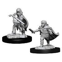 Vorbestellung - D&D/RPG: Nolzurs Marvelous Unpainted Miniatures: W13 Halfling Rogue Male