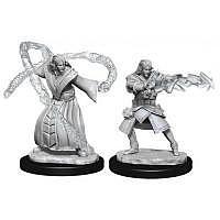 Vorbestellung - D&D/RPG: Nolzurs Marvelous Unpainted Miniatures: W13 Elf Wizard Male