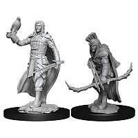 Vorbestellung - D&D/RPG: Nolzurs Marvelous Unpainted Miniatures: W13 Elf Ranger Male