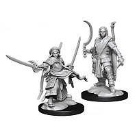 Vorbestellung - D&D/RPG: Nolzurs Marvelous Unpainted Miniatures: W13 Human Ranger Male