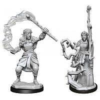 Vorbestellung - D&D/RPG: Nolzurs Marvelous Unpainted Miniatures: W13 Firbolg Druid Female