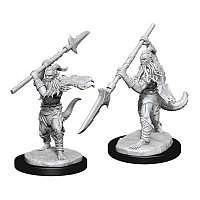Vorbestellung - D&D/RPG: Nolzurs Marvelous Unpainted Miniatures: W13 Bearded Devils