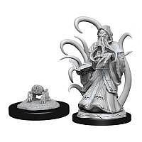 Vorbestellung - D&D/RPG: Nolzurs Marvelous Unpainted Miniatures: W13 Alhoon & Intellect Devourers