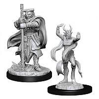 Vorbestellung - D&D/RPG: Nolzurs Marvelous Unpainted Miniatures: W13 Hobgoblin Devastator & Hobgoblin Iron Shadow