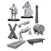 Vorbestellung - PF/RPG: Deep Cuts Unpainted Miniatures: W13 Vikings