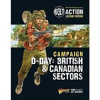 Vorbestellung - WG/BA: Campaign: D-Day: British & Canadian Sectors (SB/eng)