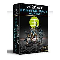 Vorbestellung - INF/YuJing: Yu Jing Booster Pack Alpha