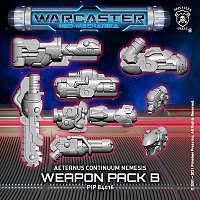 Vorbestellung - PP/WC: Nemesis B Weapon Pack - Aeternus Continuum