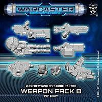 Vorbestellung - PP/WC: Strike Raptor B Weapon Pack – Marcher Worlds