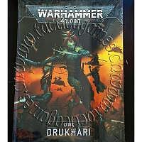 GW/40K: Codex Drukhari (HB/de)