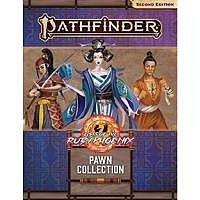 Vorbestellung - P2/RPG: Pathfinder Fist of the Ruby Phoenix Pawn Collection (eng)