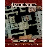 Vorbestellung - P2/RPG: Flip-Mat Classics: Thieves' Guild