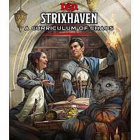 Vorbestellung - D&D/RPG: Strixhaven - A Curriculum of Chaos (eng)