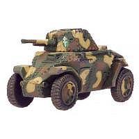Vorbestellung - BF/FoW4: Csaba Armoured Car