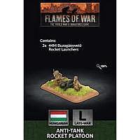 Vorbestellung - BF/FoW4: Hungarian Anti-tank Rocket Platoon