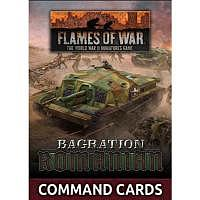 Vorbestellung - BF/FoW4: Romanian Command Card Pack