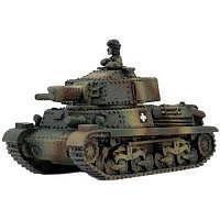 Vorbestellung - BF/FoW4: Turan Tank