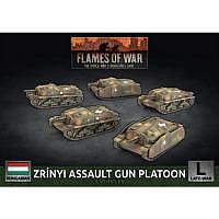 Vorbestellung - BF/FoW4: Zrinyi Assault Gun