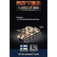 Vorbestellung - BF/FoW4: BT-42 Assault Gun