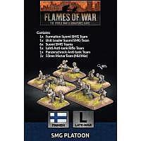 Vorbestellung - BF/FoW4: Finnish SMG Platoon