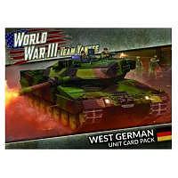 Vorbestellung - BF/TY: West German Unit Cards