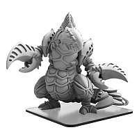 Vorbestellung - PP/MP: Karkinos: Necroscourge Monster (resin/metal)