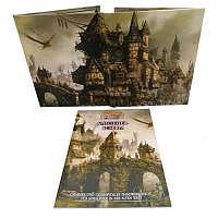 WF4/RPG: Warhammer Fantasy-Rollenspiel Spielleiter-Schirm