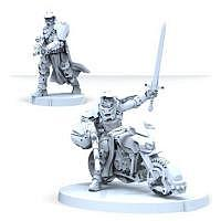 Vorbestellung - INF/PanO: Knight of Montesa (Red Fury)