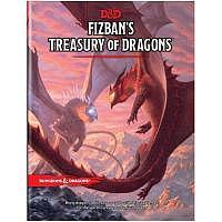 Vorbestellung - D&D/RPG: Fizban's Treasury of Dragons (eng)