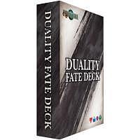 Vorbestellung - WYRD/M3E: Duality Fate Deck