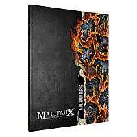 Vorbestellung - WYRD/M3E: Malifaux Burns Expansion (eng)