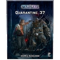 Vorbestellung - NS/SG: Supplement Quarantine 37 (HB/eng)