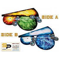 NS/SG: Stargrave Template Set 1