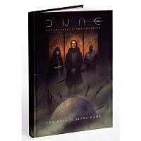 D/RPG: Dune Core Rulebook (HB/eng)