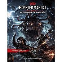 D&D/RPG: Monster Manual - Monsterhandbuch (de)